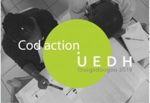 UEDH 2019: recrutement complémentaire de participant(e)s du Burkina Faso