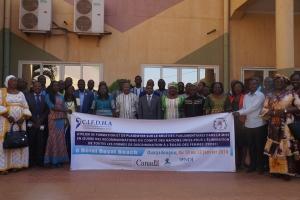 Promotion du Genre au Burkina-Faso : Le CIFDHA milite pour l'implication des parlementaires à la promotion de l'égalité des sexes